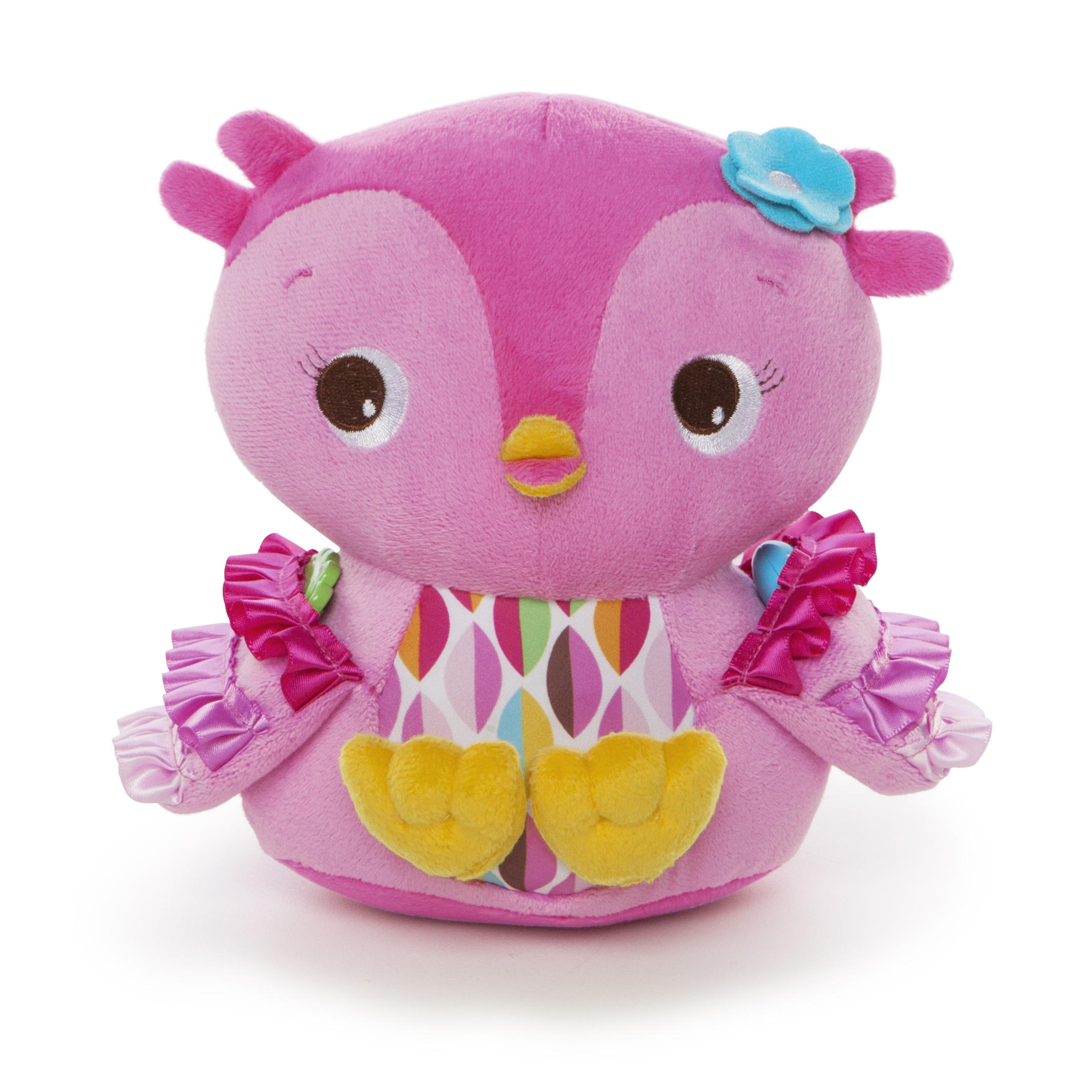 Bright Starts Hootie Cutie Plush Toy