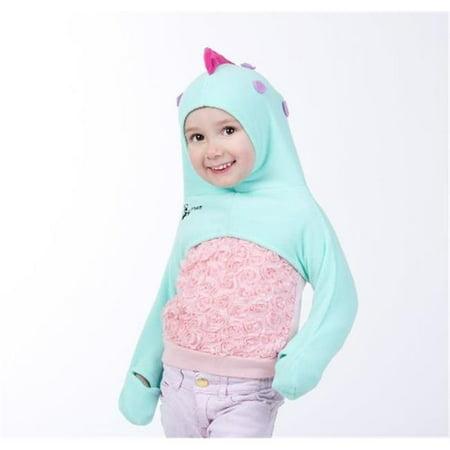 MDM114605 The Minkey Dino Mint, Size 3T-4T - Rolie Polie Olie Halloween