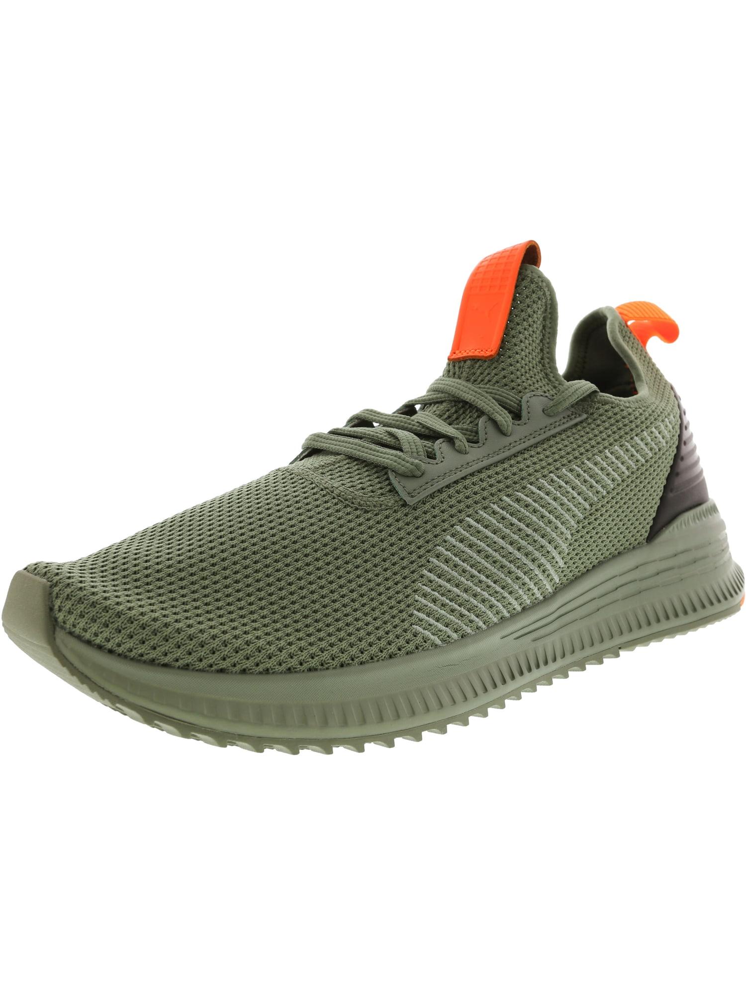 Puma Men's Avid Fof Light Wreath / Black Sharp Orange Ankle-High Running Shoe - 13M
