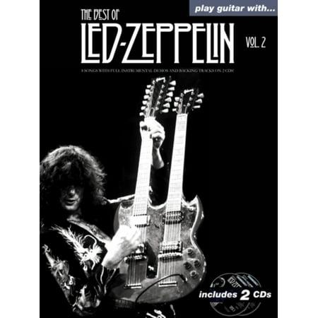Best of Led Zeppelin Vol 2 Book & CDs