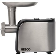 Nesco American Harvest FG-180 500 watt Food Grinder, 67HP - Stainless Steel
