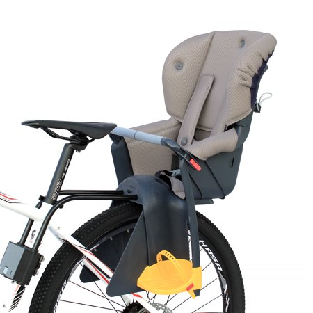 Bicycle Kids child Rear Baby Seat bike Carrier With Adjustable Seat Rest - Toddler Bike Seat
