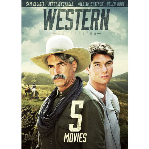 5-Movie Western Collection by Platinum Disc