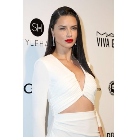 Adriana Lima At Arrivals For 2017 Elton John Aids Foundation Academy Awards Viewing Party West Hollywood Park Los Angeles Ca February 26 2017 Photo By Priscilla GrantEverett Collection Celebrity (West Hollywood Halloween Party 2017)