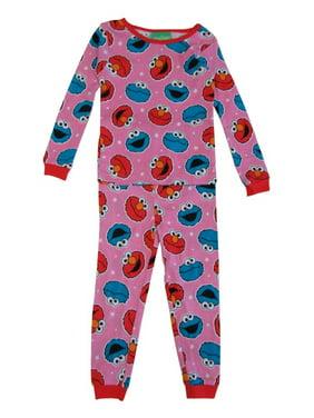 The Best New Elmo Baby Holiday Halloween Footie One Piece Pajama Girl Pink 12 Months Girls' Clothing (newborn-5t)