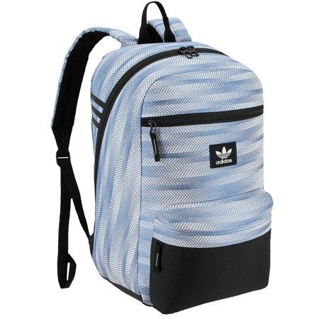 adidas Originals National Backpack Ratio Jacquard Core Blue/Black One