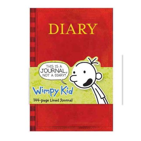 Diary of a wimpy kid book journal walmart diary of a wimpy kid book journal solutioingenieria Choice Image