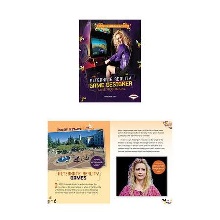 Lerner Publications Lpb146772582x Stem Bio Trailblazer Jane Mcgonigal