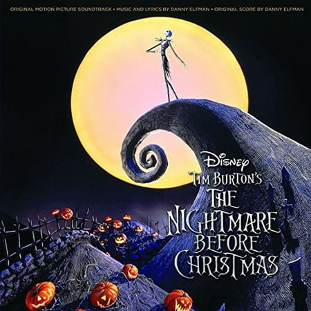 Nightmare Before Christmas / O.S.T. (Vinyl) (Halloween Music Nightmare Before Christmas)