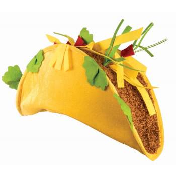 Taco Costume For Kids (Taco Hat Halloween Costume)