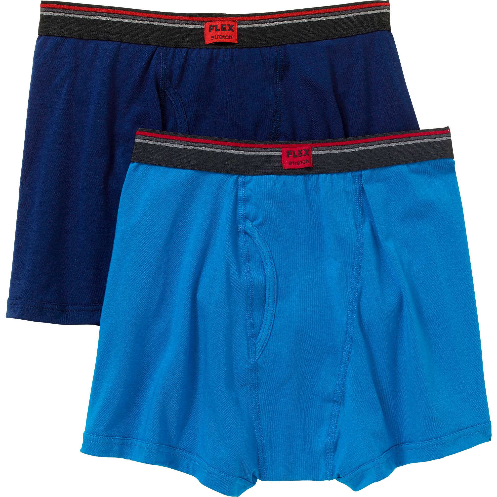 Life by Jockey Men's Boxer Briefs, 2-Pack