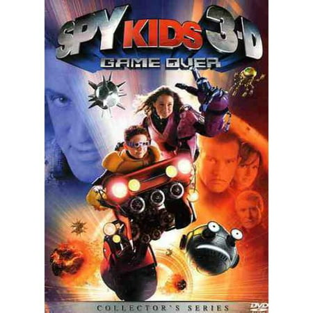 Spy Kids 3-D Game Over (Two-Disc Collector