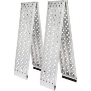 Big Boy MF2-14419-EZ-UTV Aluminum 12' Arched Folding UTV Ramps