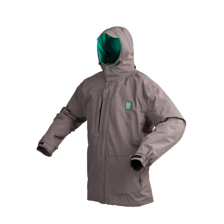 Coleman Apparel Fleece Lined Black Jacket, 2XL