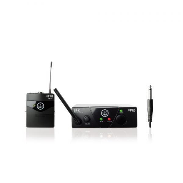 AKG WMS 40 Mini Wireless Instrument System (US 45 B, 661.100 MHz)