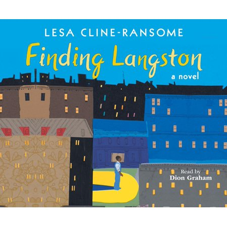 Finding Langston (Audiobook) When eleven-year-old Langston's mother dies in 1946, he and his father leave rural Alabama for Chicago's brown belt as a part of what came to be known as the Great Migration. It's lonely in the small apartment with just the two of them, and Langston is bullied at school. But his new home has one fantastic thing. Unlike the whites-only library in Alabama, the local public library welcomes everyone. There, hiding out after school, Langston discovers another Langston, a poet whom he learns inspired his mother enough to name her only son after him.