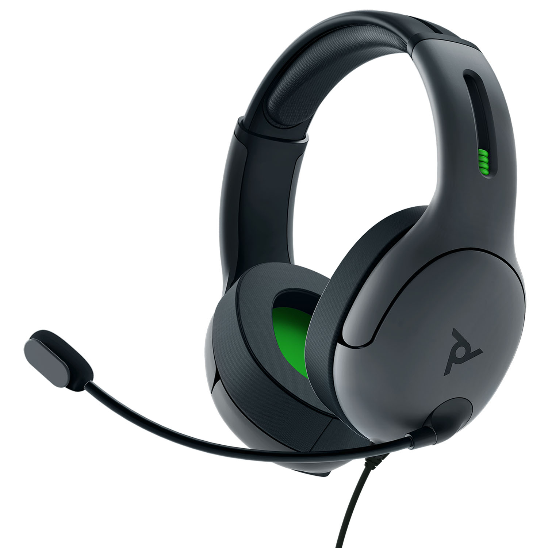 Pdp Xbox One Lvl50 Wired Stereo Gaming Headset Xbox One 0 048 124 Na Bk Walmart Com Walmart Com