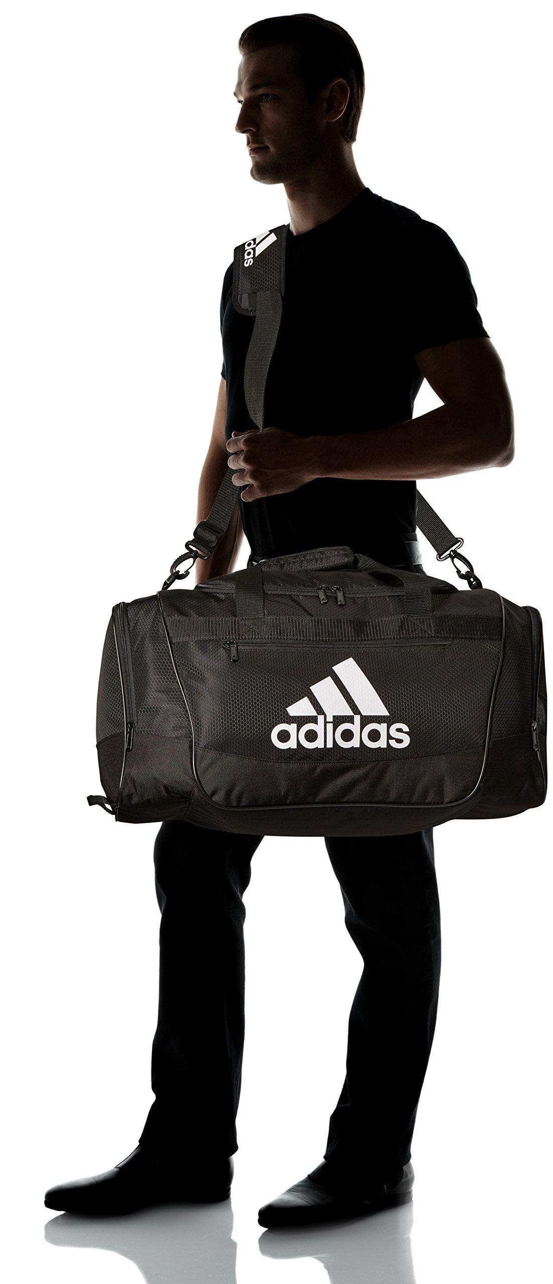 8d4815f9a13a adidas Defender III Duffel Bag - Walmart.com