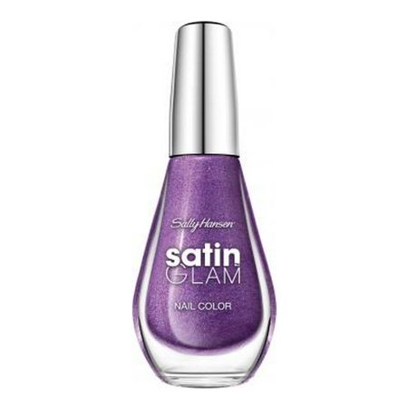 Sally Hansen Satin Glam Nail Color ~ Taffeta 07