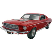 Plastic Model Kit '68 Ford Mustang GT 2-In-1 1:25