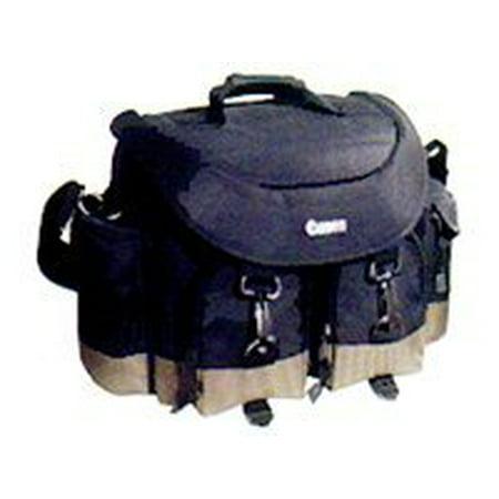 Canon 1EG Professional Gadget Bag - Top-loading - Shoulder Strap, Handle - Nylon - Black