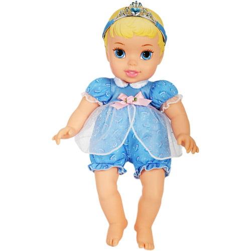 Disney Princess Baby Cinderella: Disney Princess Baby Doll, Cinderella