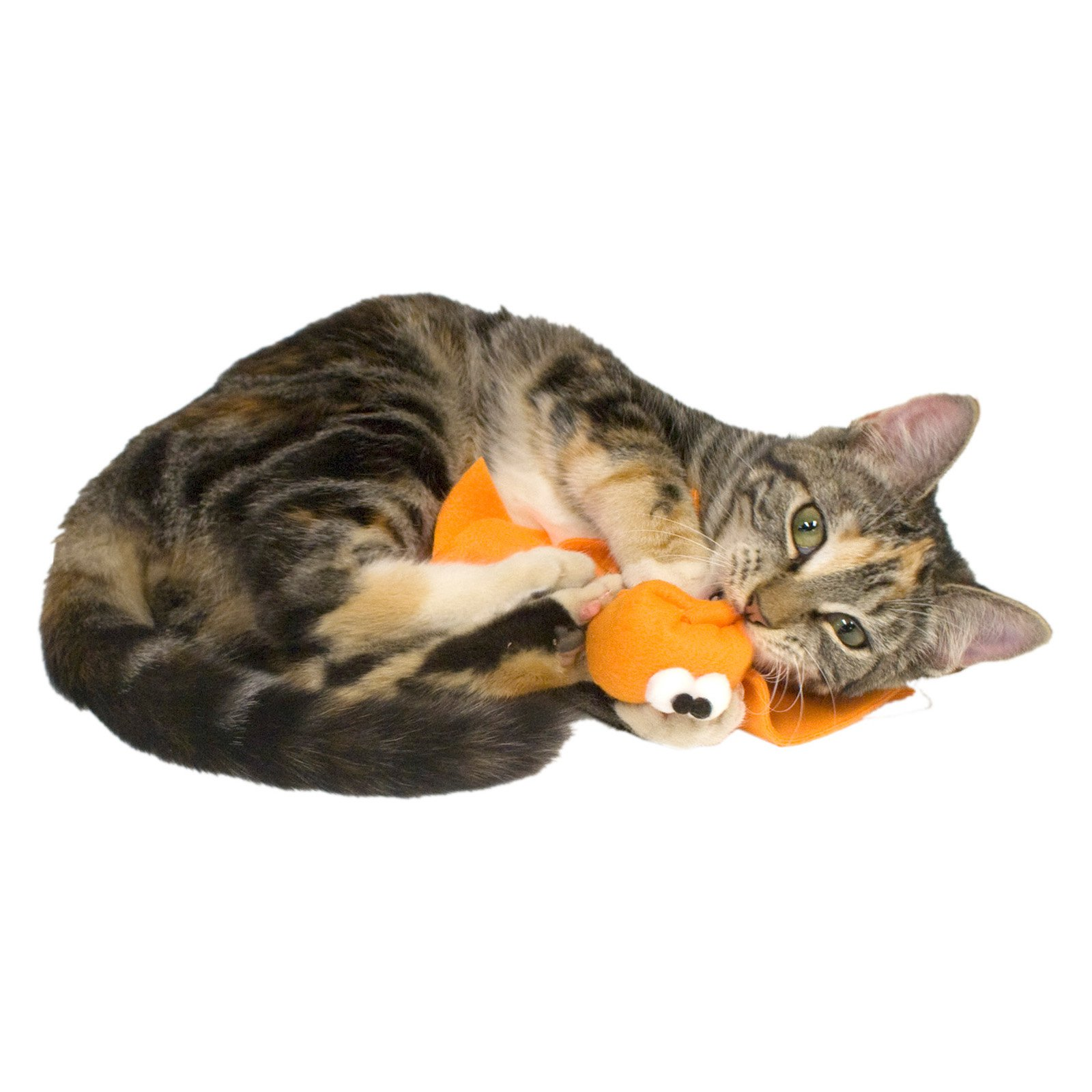 Goldie Goldfish Catnip Cat Toy by Imperial Cat