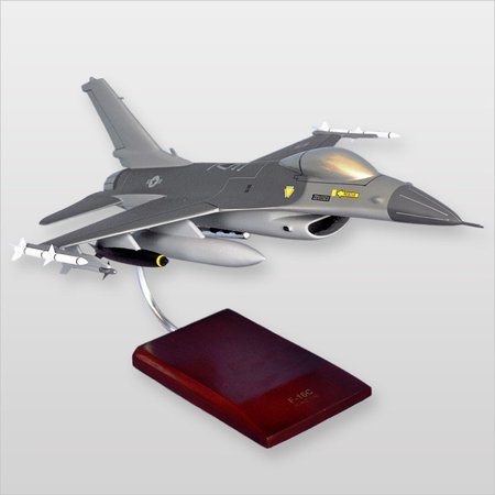 F-16C Falcon Wood Desktop Model - image 1 of 1