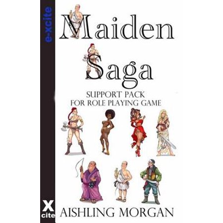 The Maiden Saga: Role Playing Game Support Pack - eBook ()
