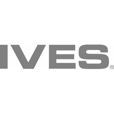 Ives Satin Chrome Flush Bolts (262B10B Ives Flush Bolts )