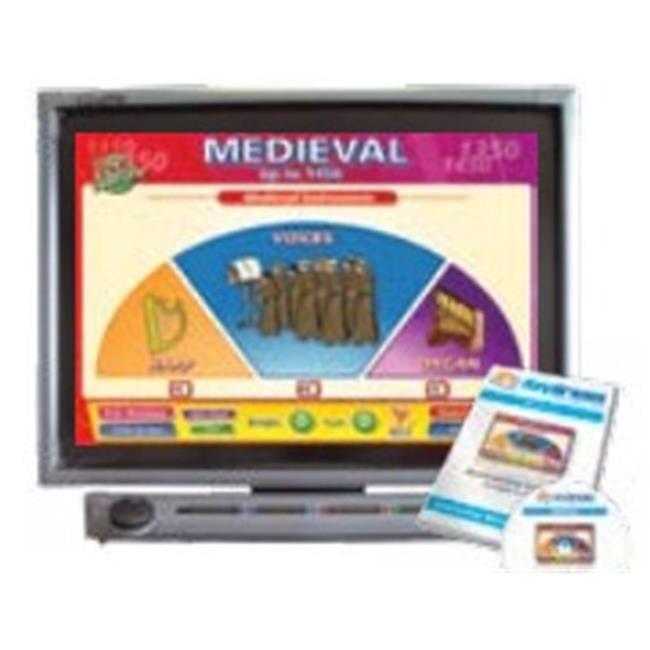 Daydream Education DD-MU-5-25 Medieval Interactive Software , Single User