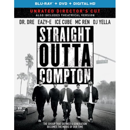 Straight Outta Compton (Blu-ray) (Straight Outta Compton Eazy E Gets Jumped)