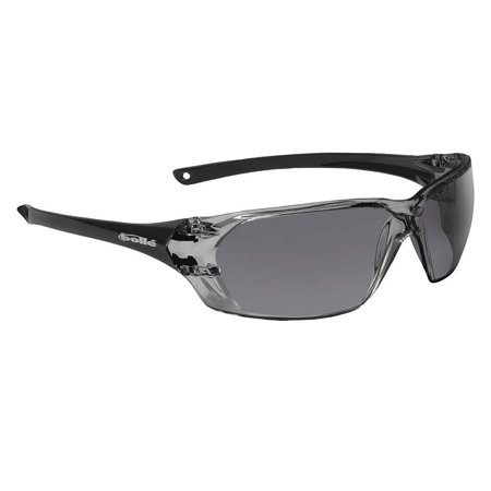 Bolle Smoke Safety Glasses, Anti-Fog, Scratch-Resistant, Wraparound, Price For: Each Photochromatic Lens: No Includes: Adjustable Break-Away Retainer Cord Series:.., By Bolle' (Bolle Breakaway)