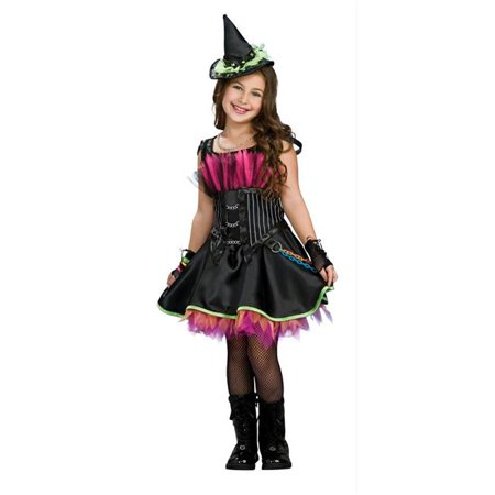 Costumes For All Occasions Ru883961Sm Rockin Out Witch Child (Rockin' Out Witch Child Costumes)
