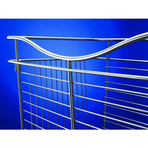 Rev-A-Shelf  CB-181407  Baskets  CB  Closet Organizers  ;Satin Nickel
