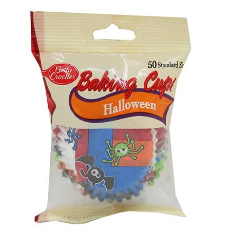 2 Pack Betty Crocker Liner Halloween (100ct) (Funniest Halloween One Liners)