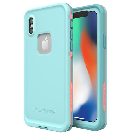 Fre for iPhone X Case, Wipeout