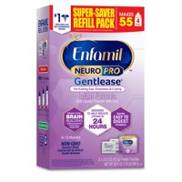 Enfamil NeuroPro Gentlease Infant Formula for Fussiness, Gas, and Crying - Powder, 30.4 oz Refill Box