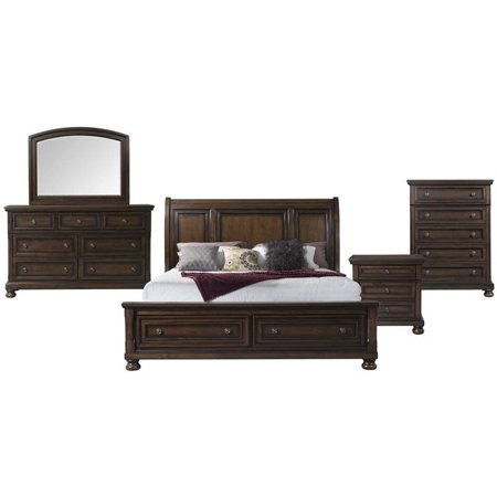 Picket House Furnishings Kingsley 5 Piece King Storage Bedroom Set