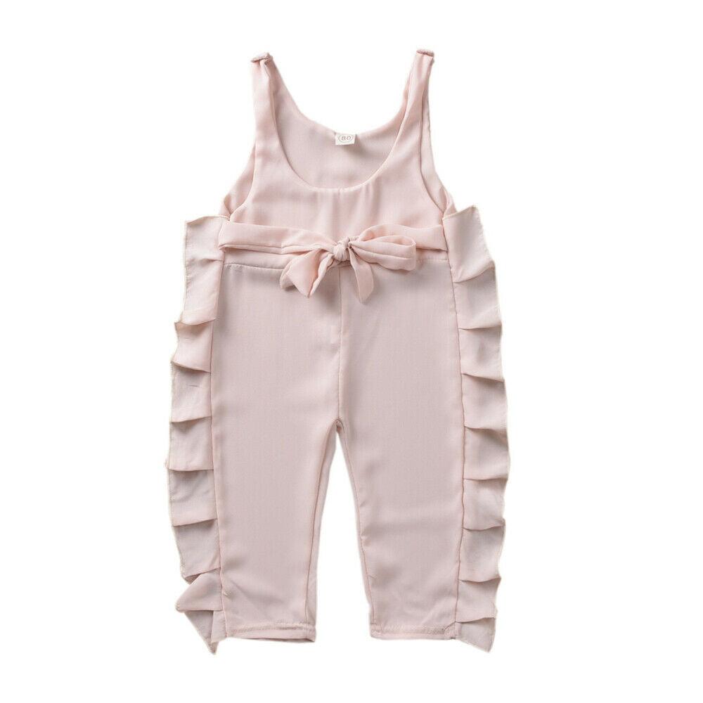 Love Guinea Pig Baby Girls Summer Dress Outfits Ruffle Short T-Shirt Romper Dress,One-Piece Jumpsuit