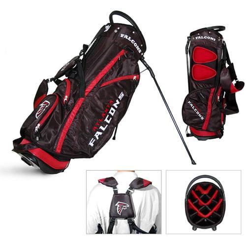 Team Golf NFL Atlanta Falcons Fairway Golf Stand Bag