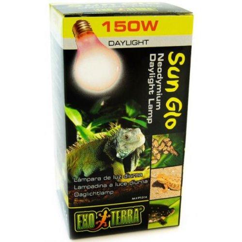 Exo Terra Daytime Heat Lamp Sun Glo Daylight Reptile Bulb by Acme