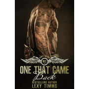 One That Came Back - eBook