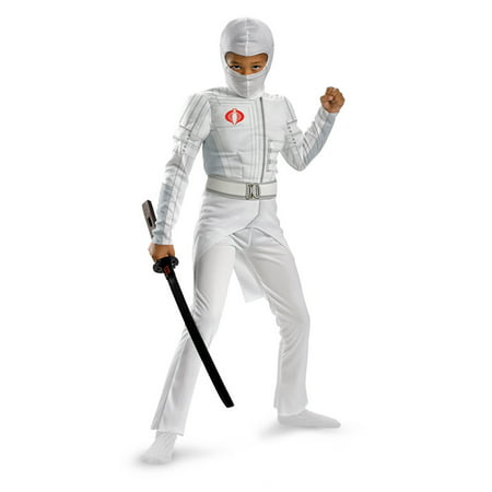 Storm Shadow Light Up Deluxe Muscle Disguise 42596