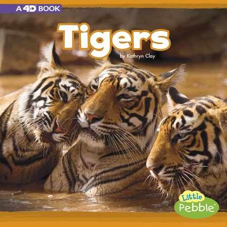 Tigers : A 4D Book](Frosty The Tiger)