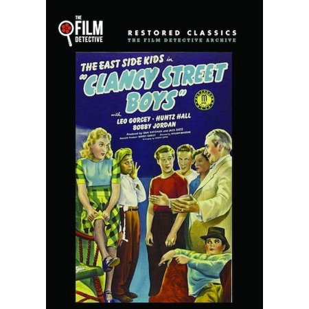 Clancy Street Boys (The East Side Kids) (DVD) - Halloween Parties Upper East Side
