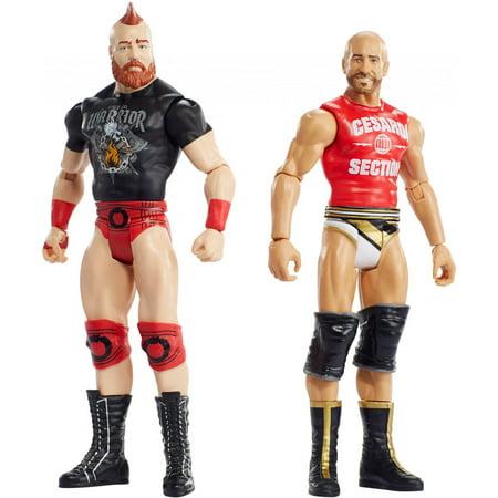 WWE Sheamus & Cesaro 2-Pack - Womens Wwe Champion