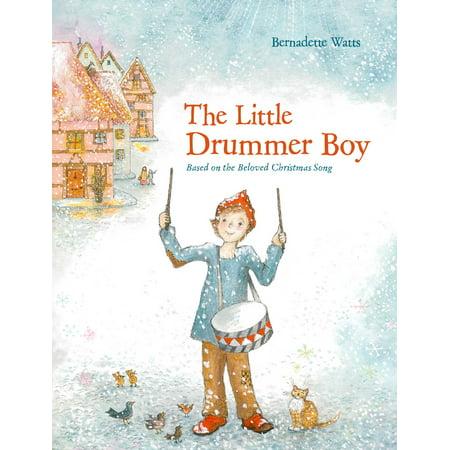 Christmas Music Little Drummer Boy - The Little Drummer Boy (Hardcover)