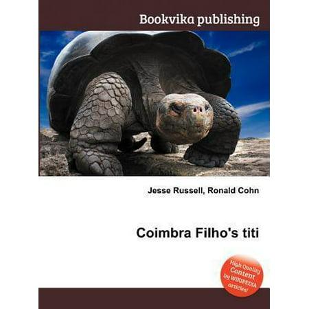 Coimbra Filho's Titi - image 1 of 1