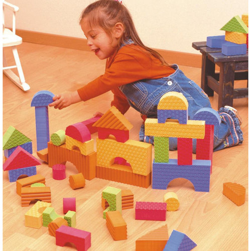 Textured Blocks, 30pk